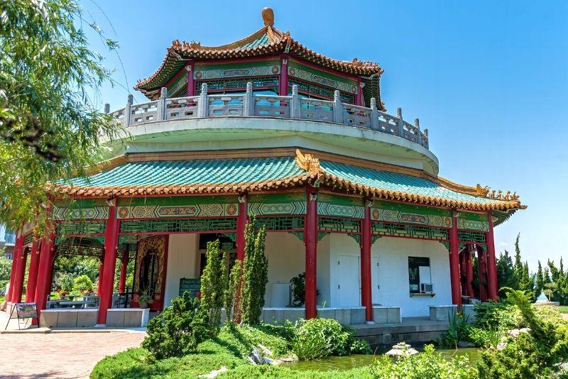 Pagoda and Garden Foundation, Norfolk