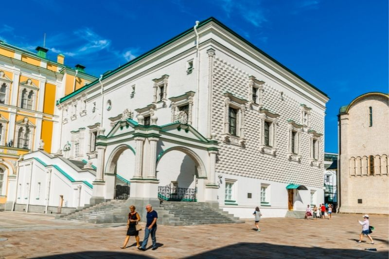 Palace of the Facets, Moscow
