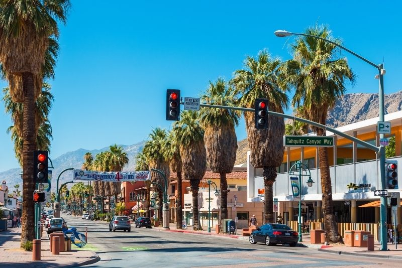 Palm Springs Historical Society tours
