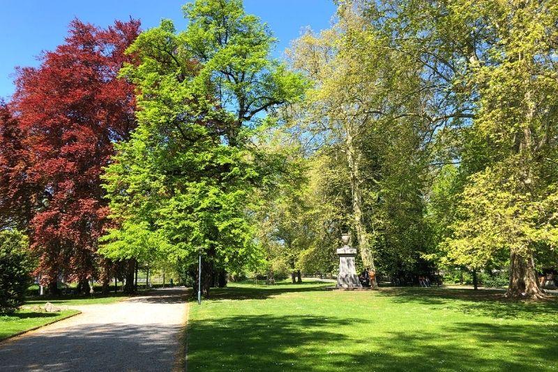 Park Platzspitz, Zurich