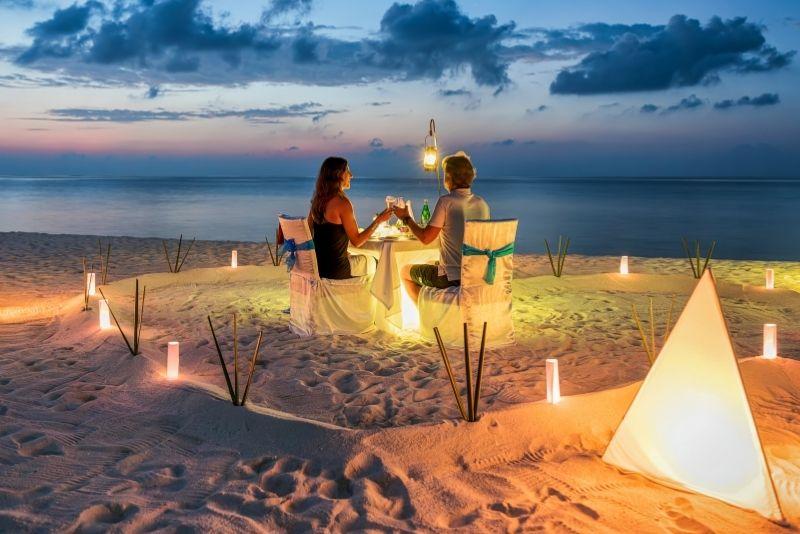 Passions on the Beach, Aruba