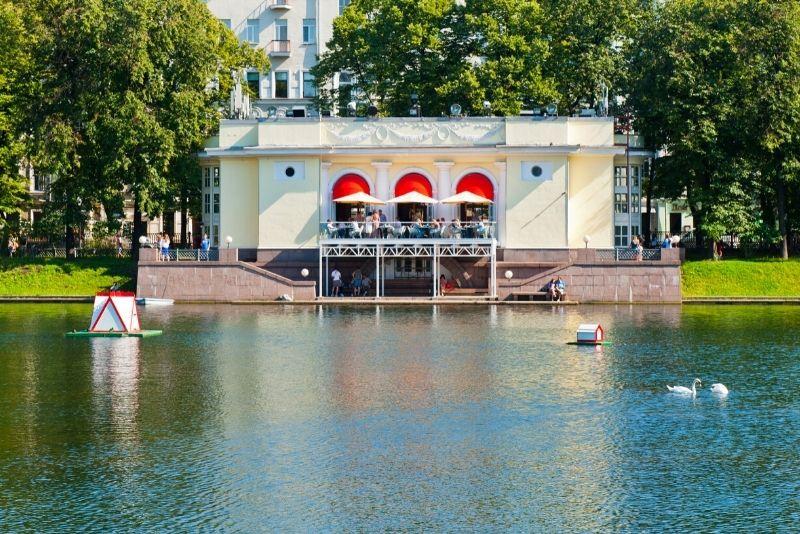 Patriarch's Ponds, Moscow