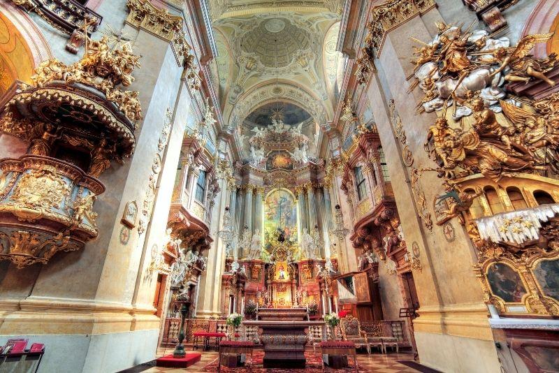 Peterskirche, Vienna