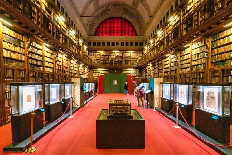 Kunstgalerie Ambrosiana, Mailand