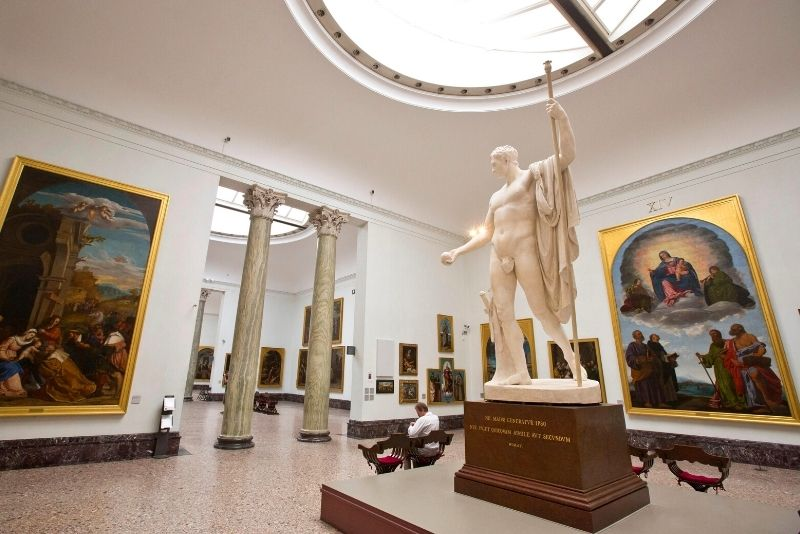 Brera Art Gallery, Mailand