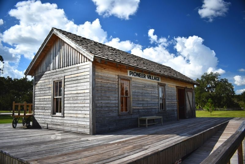 Pioneer Village in Osceola County, Kissimmee