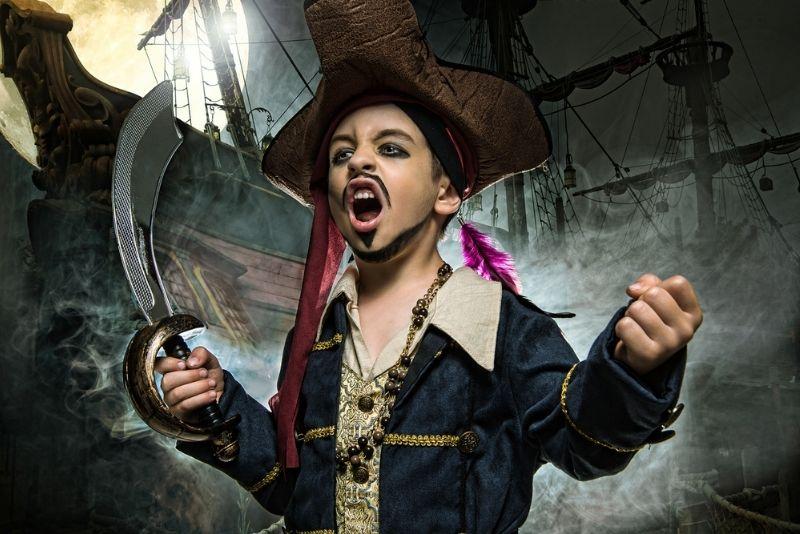 Pirate Ship Sail, Hilton Head Island