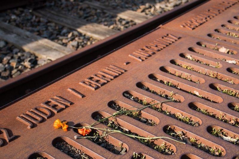 Gleis 17 Gedenkstätte, Berlin