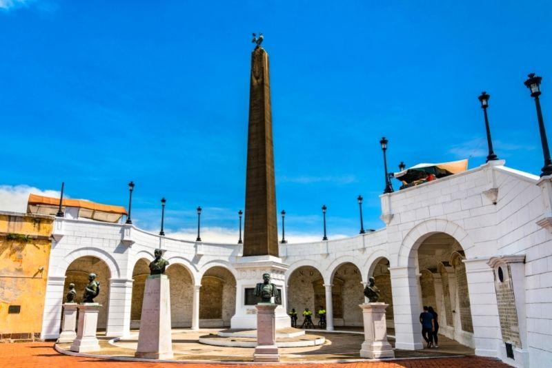 Plaza de Francia, Panama City