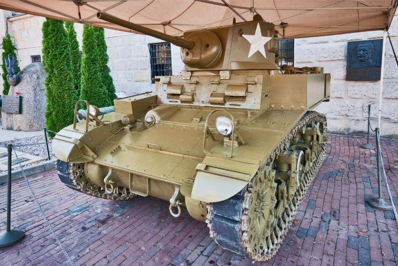 Polnisches Armeemuseum, Warschau