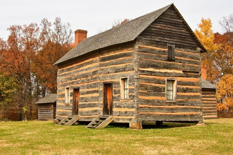President James K. Polk State Historic Site, North Carolina