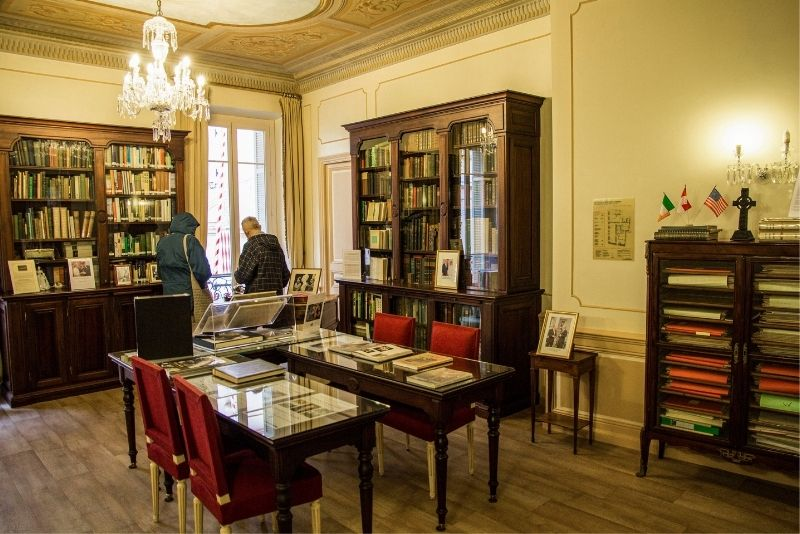 Princess Grace Irish Library, Monaco