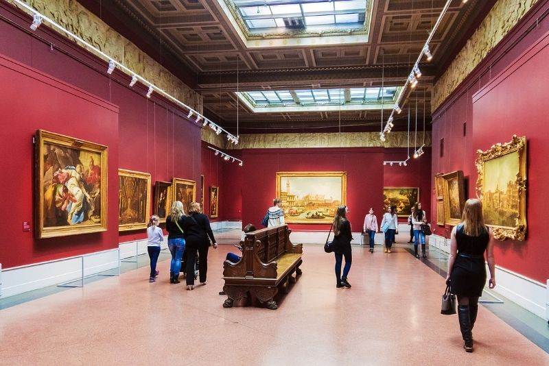 Pushkin State Museum of Fine Arts, Moscow