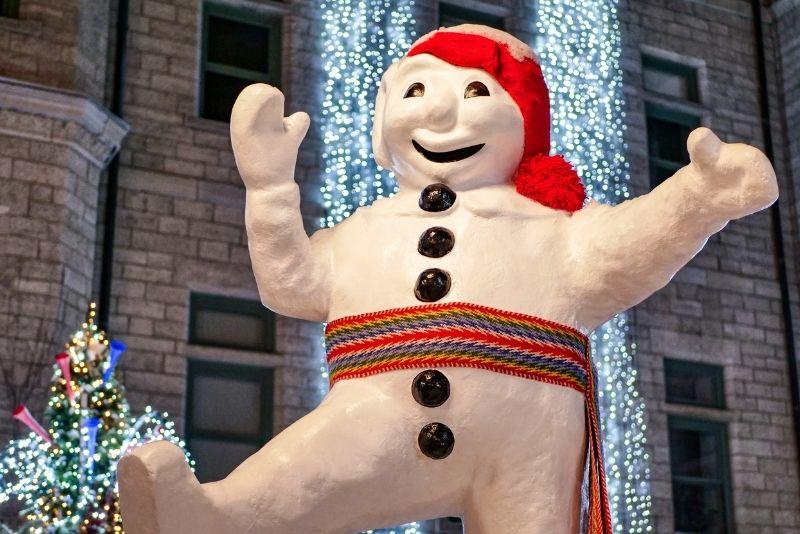 Quebec Winter Carnival, Quebec City