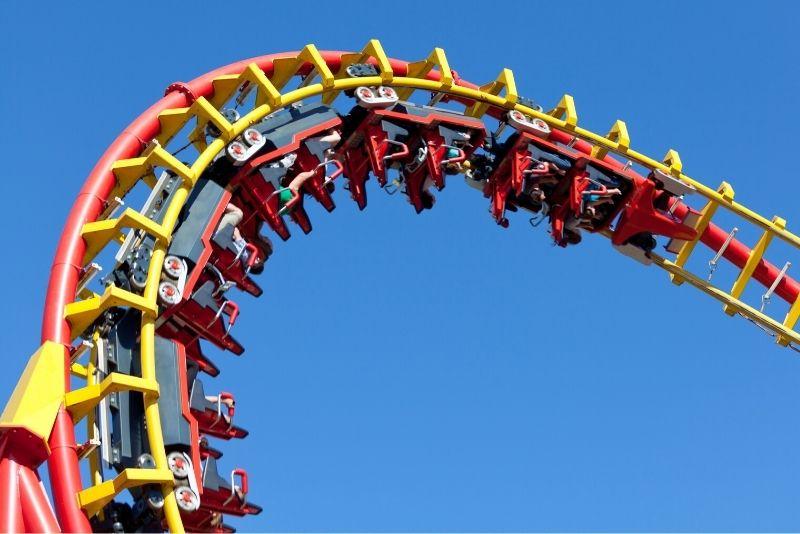 Race City Amusement Park, Panama City Beach