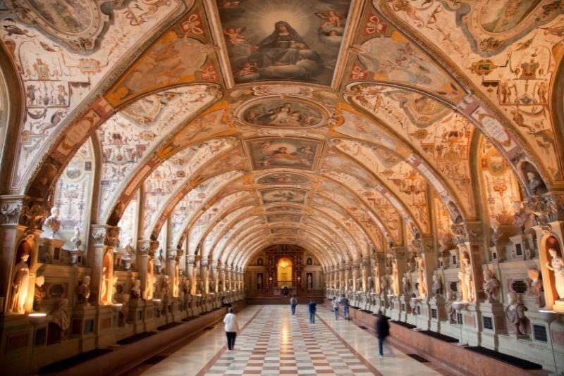 Residenz palace, Munich