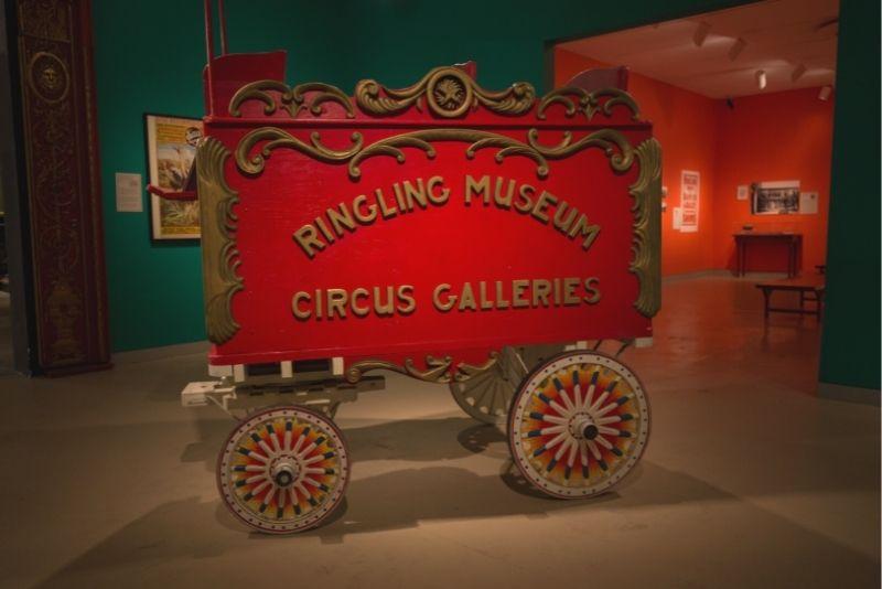 Ringling Circus Museum, Sarasota