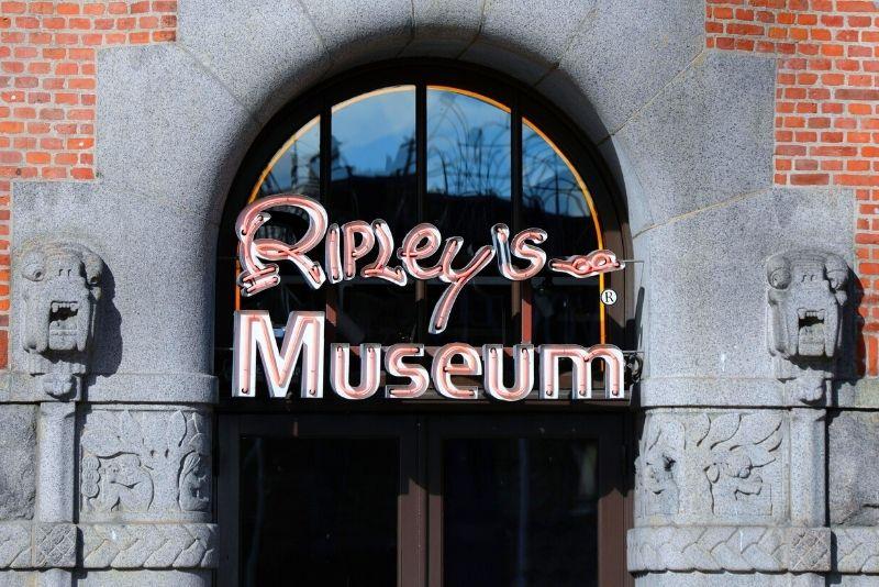 Ripley's Believe It or Not!, Kopenhagen