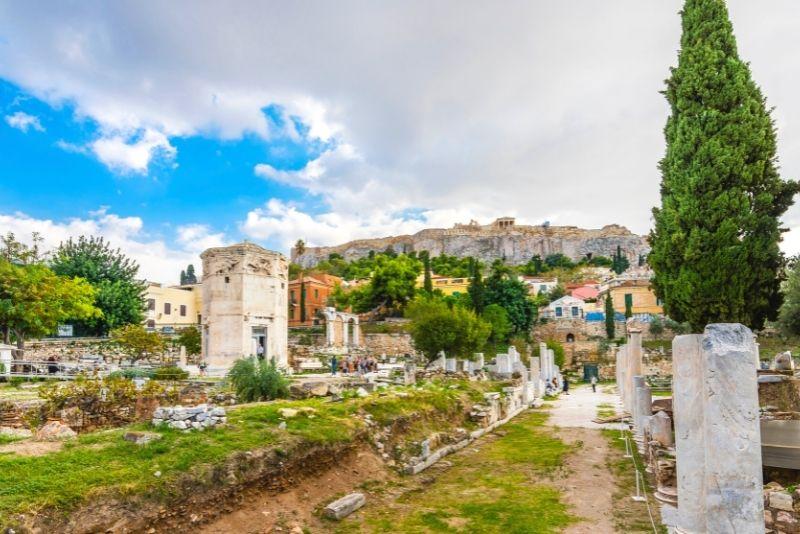 Roman Forum of Athens