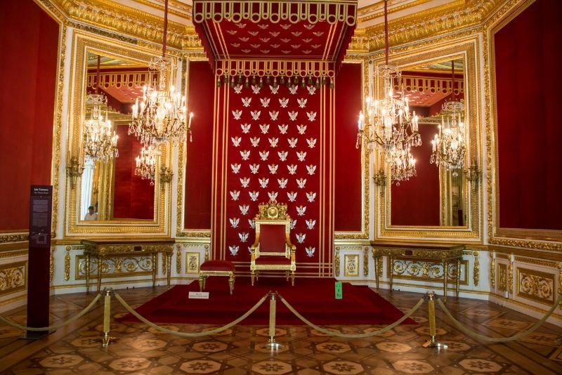 Königsschloss, Warschau