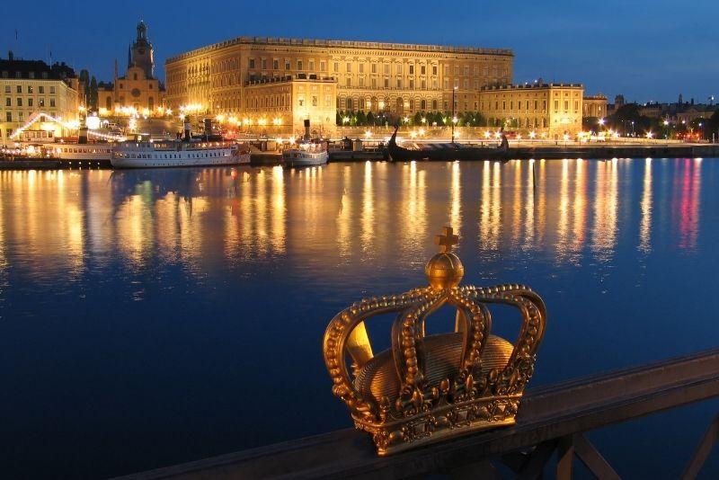 Palazzo Reale, Stoccolma