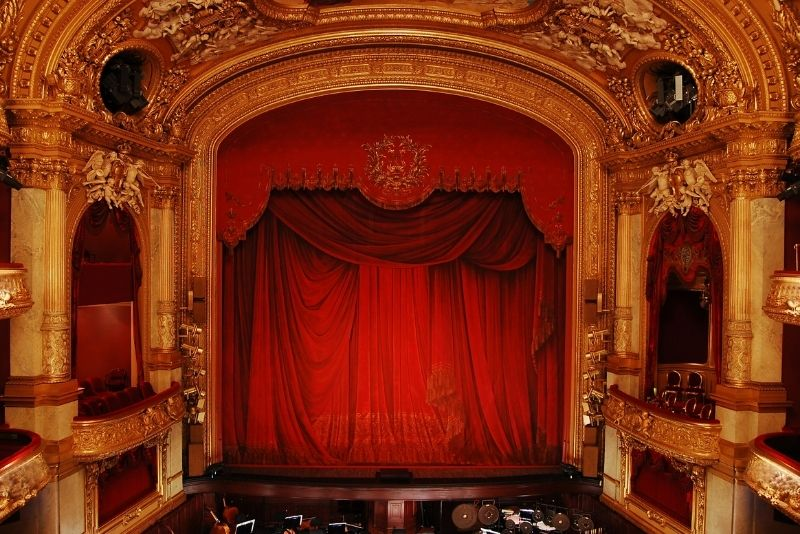Opera reale svedese, Stoccolma