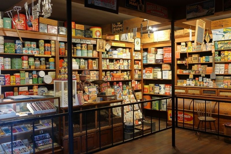 Ruddy's General Store Museum, Palm Springs