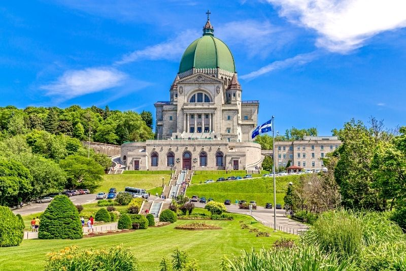 Saint Joseph's Oratory of Mount Royal, Montreal