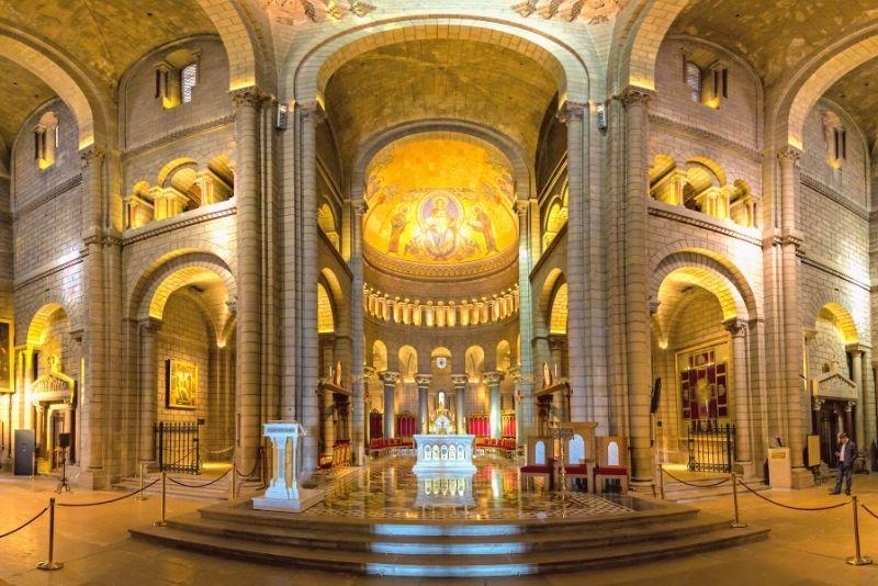 Sankt-Nikolaus-Kathedrale, Monaco