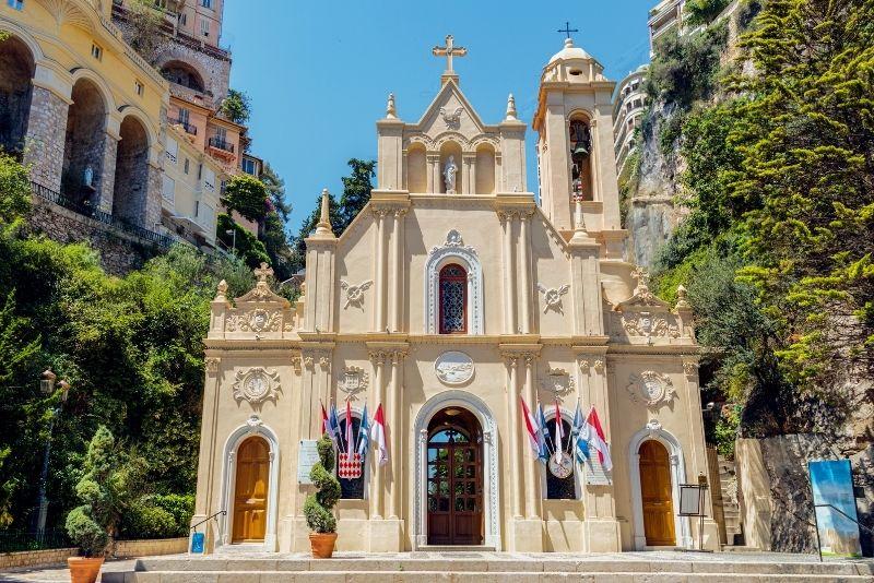 Sainte-Dévote-Kapelle, Monaco