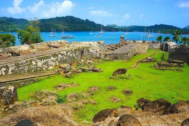 San Lorenzo Fort, Panama City