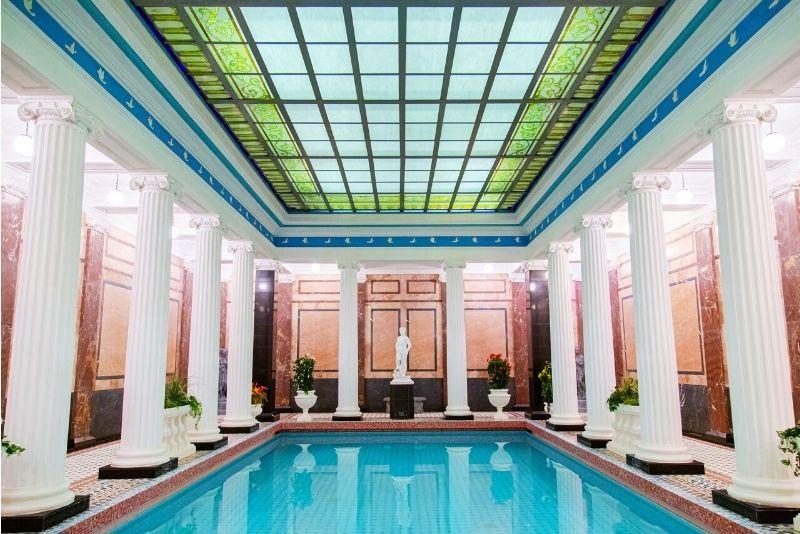 Sanduny Baths, Moscow