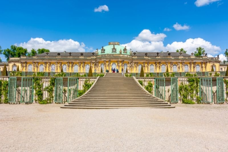 Tagesausflüge Schloss Sanssouci ab Berlin