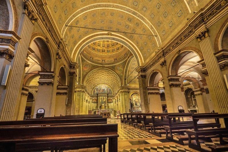Santa Maria presso San Satiro, Mailand