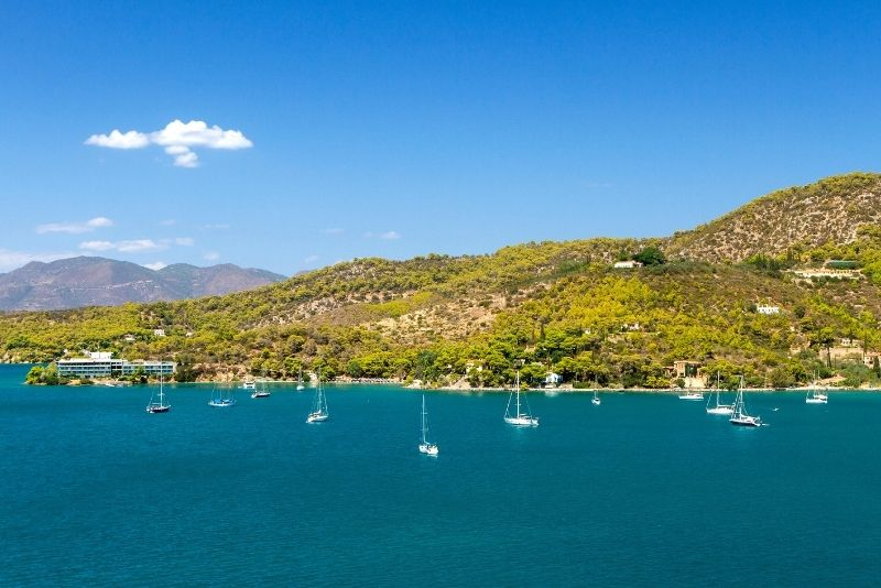 Saronic Islands day trips from Athens