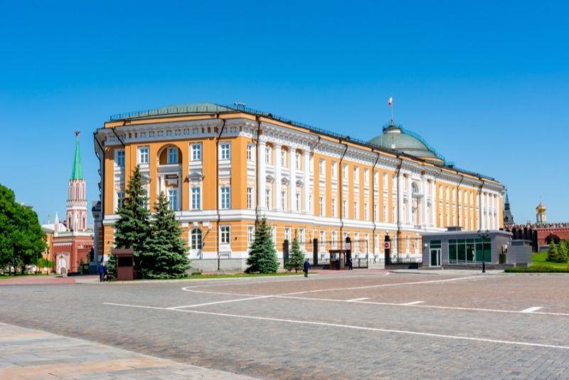 Senate Palace, Moscow