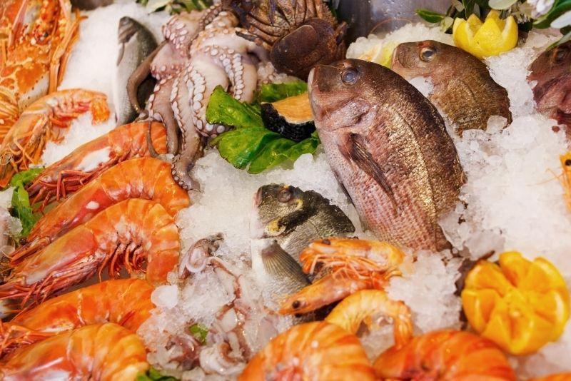 Sexton's Seafood Market, Destin