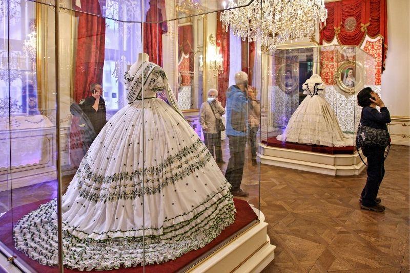 Lato dei musei, Vienna