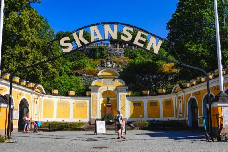 Skansen, Stoccolma