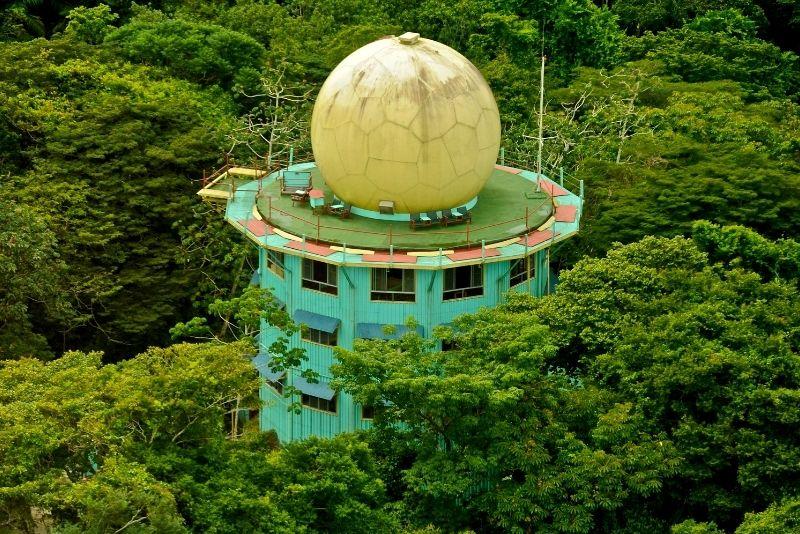 Soberania National Park in Panama