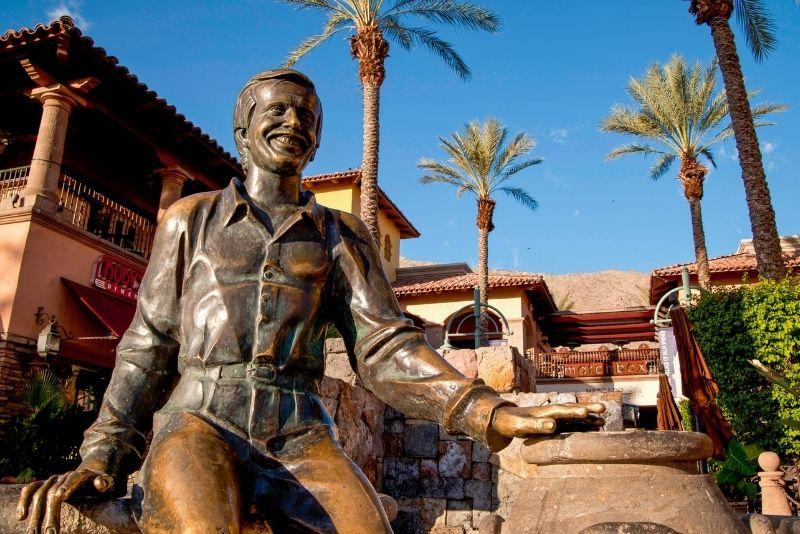 Sonny Bono Statue, Palm Springs
