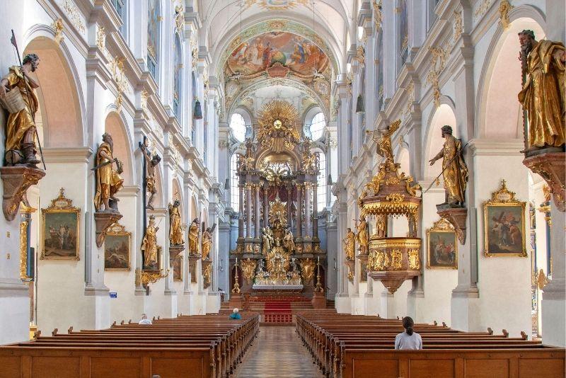 St Peter's Church, Munich