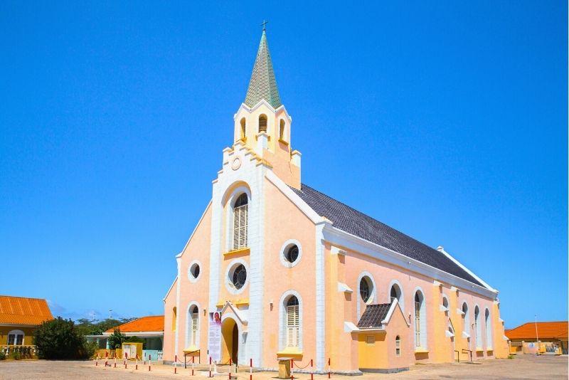 St. Ann's Catholic Church, Aruba