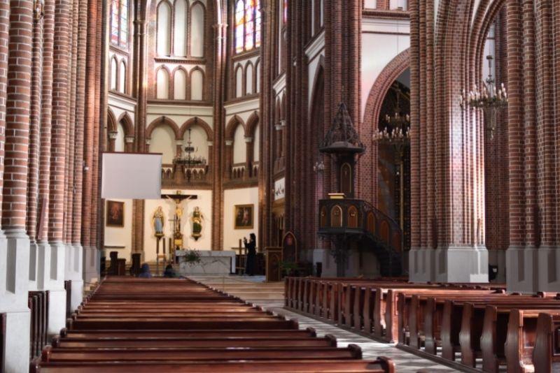 St.-Florians-Kathedrale, Warschau