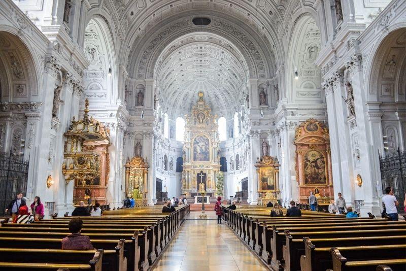 St. Michael's Church, Munich