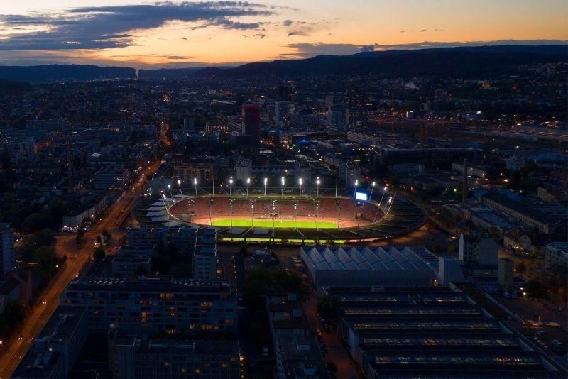 Stadion Letzigrund, Zurich
