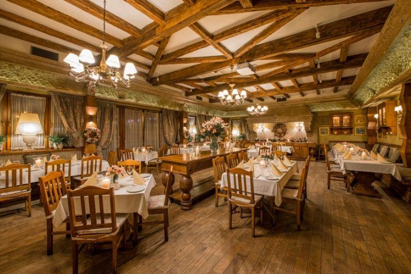 Stary Dom Restaurant, Warschau