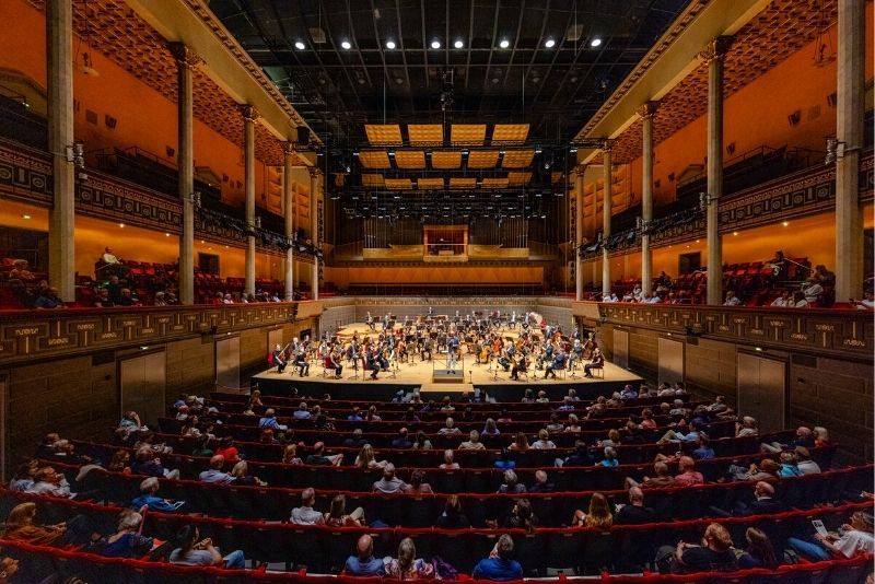 Sala concerti di Stoccolma