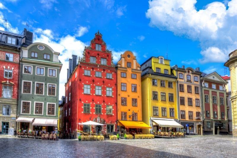 Tour della città vecchia di Stoccolma
