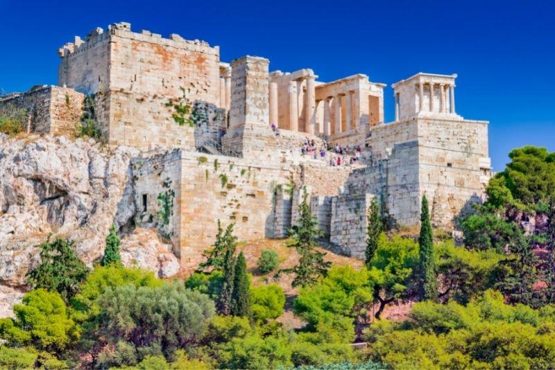 Temple of Athena Nike, Athens